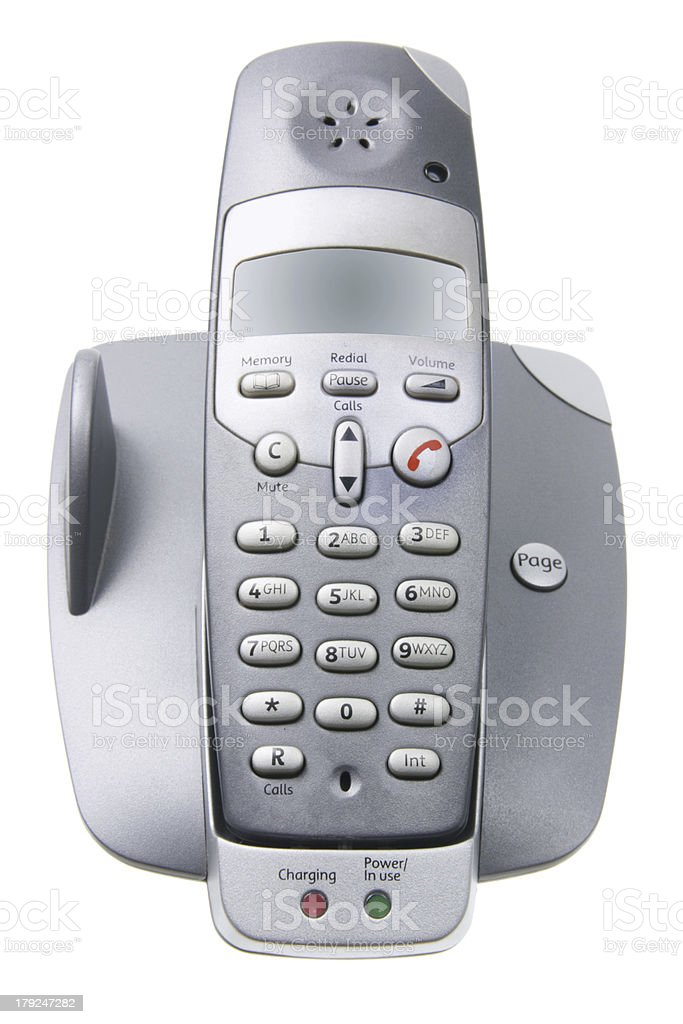 Portable Phone royalty-free stock photo