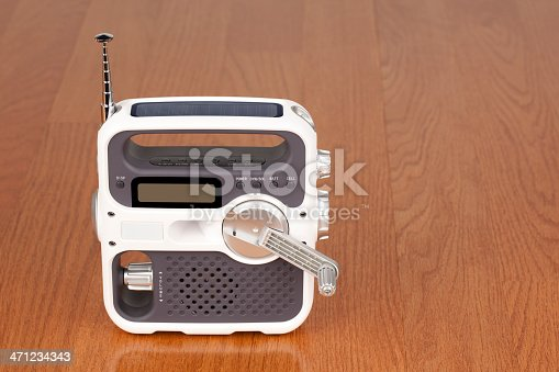 174913696 istock photo Portable Radio 471234343