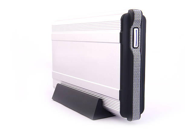 Portable Storage External hard drive. external hard disk drive stock pictures, royalty-free photos & images