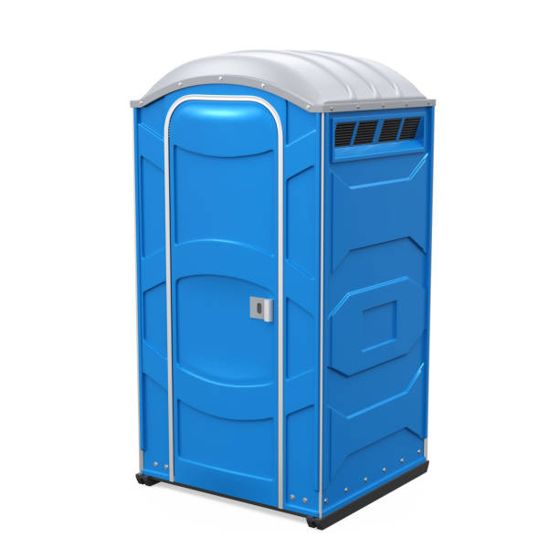 Portable Toilet Isolated Portable Toilet isolated on white background. 3D render portable toilet stock pictures, royalty-free photos & images