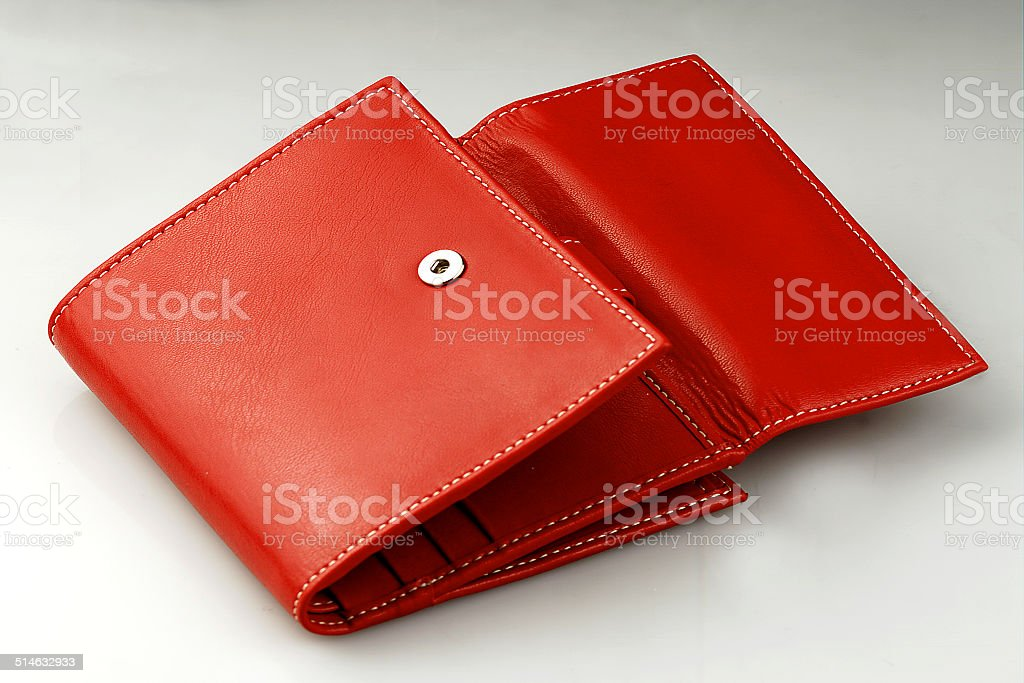 portafoglio stock photo