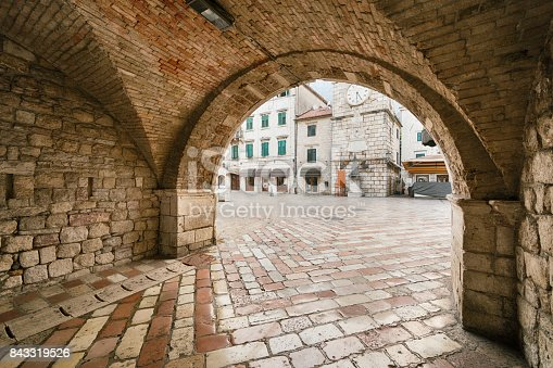 Kotor is an old town in Montenegro