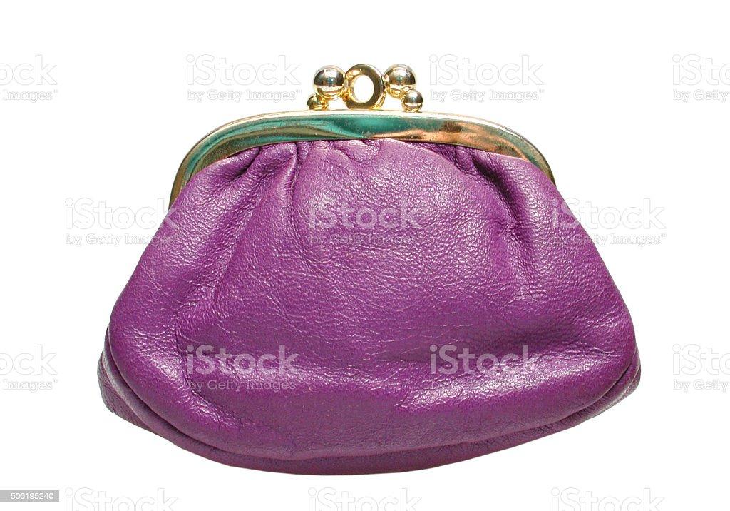 Portemonnaie stock photo