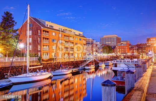 Portland is the largest city in the state of Maine located on a penninsula extended into the scenic Casco Bay. Portland is known for its maritime services, boutique shops,cobbleston streets, fishing piers, vibrant art district and fine dining.