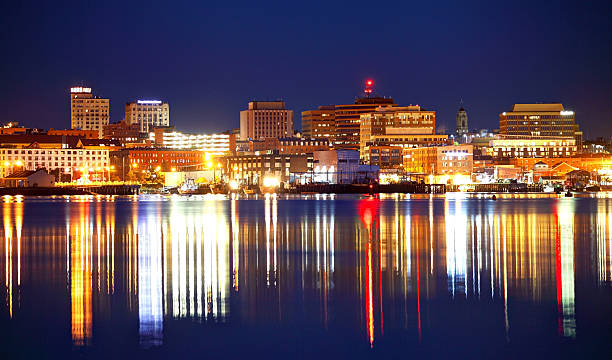 Royalty Free Portland Maine Downtown Pictures, Images and ...