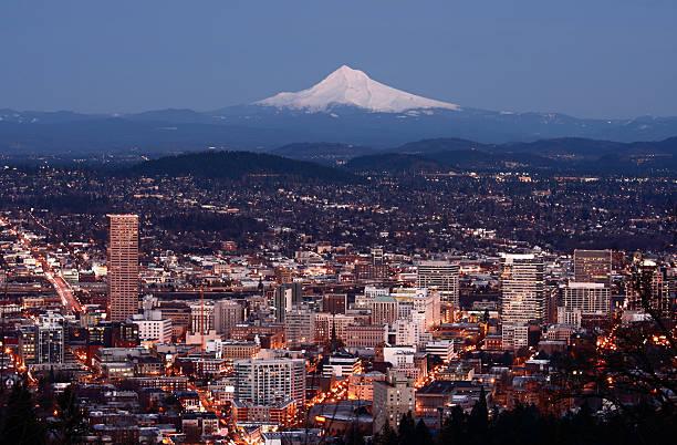 Portland, Oregon – Foto