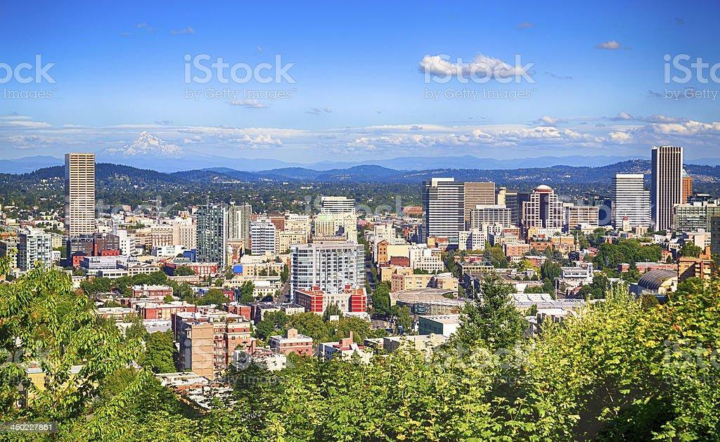 Portland, Oregon stock photo