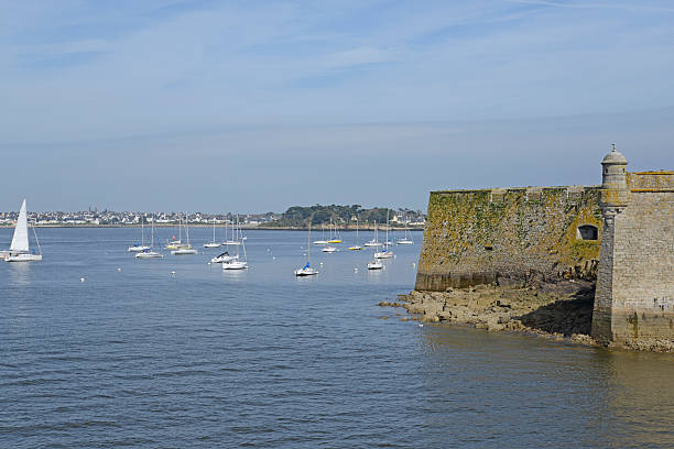 Port-Louis, Bretagne, Frankreich – Foto