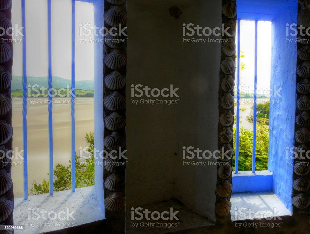 Portmeirion stock photo
