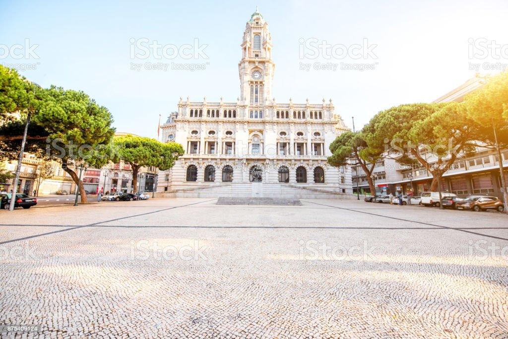 Porto city in Portugal stock photo