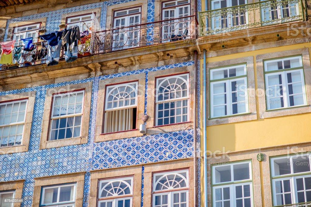 Porto city in Portugal - fotografia de stock