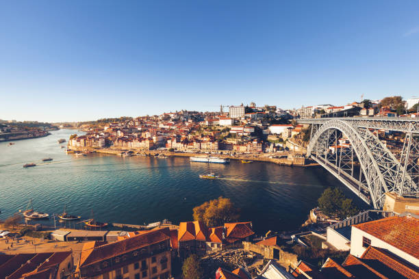porto city, portugal - portugal stock photos and pictures