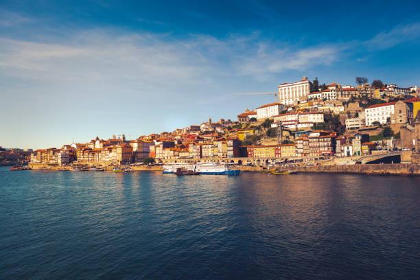 Stadtansicht von Porto, portugal – Foto