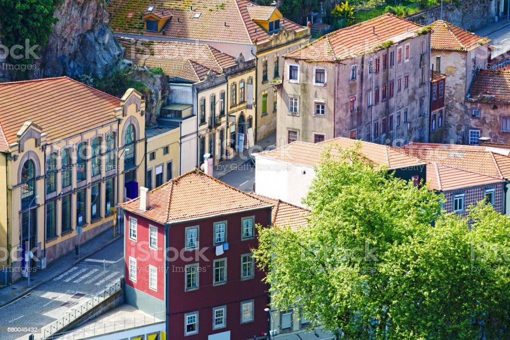 Porto cityscape, Portugal stock photo
