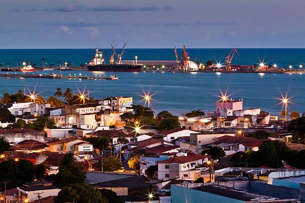 Porto de Maceió, Alagoas-Brasilien – Foto