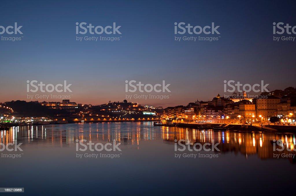 Porto landscape royalty-free stock photo