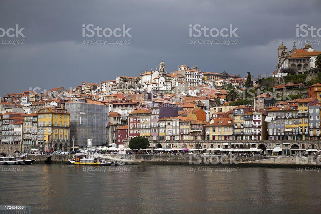 Porto royalty-free stock photo