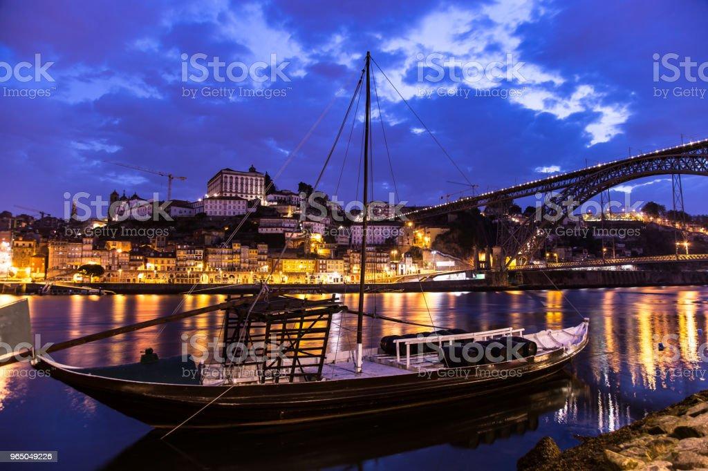 Porto Portugal zbiór zdjęć royalty-free