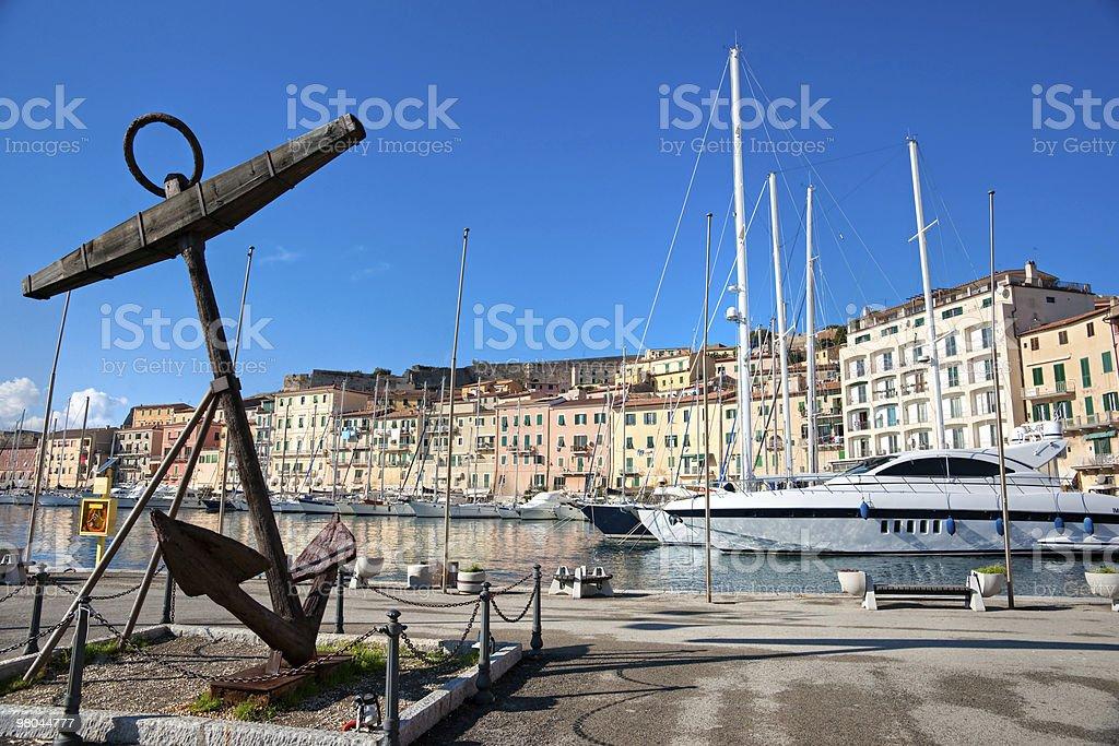 Portoferraio, Isle of Elba, Italy. royalty-free stock photo