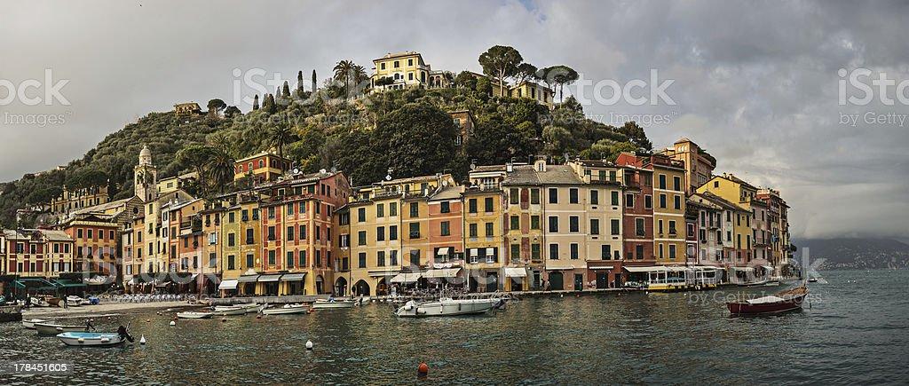 Portofino, Italy stock photo