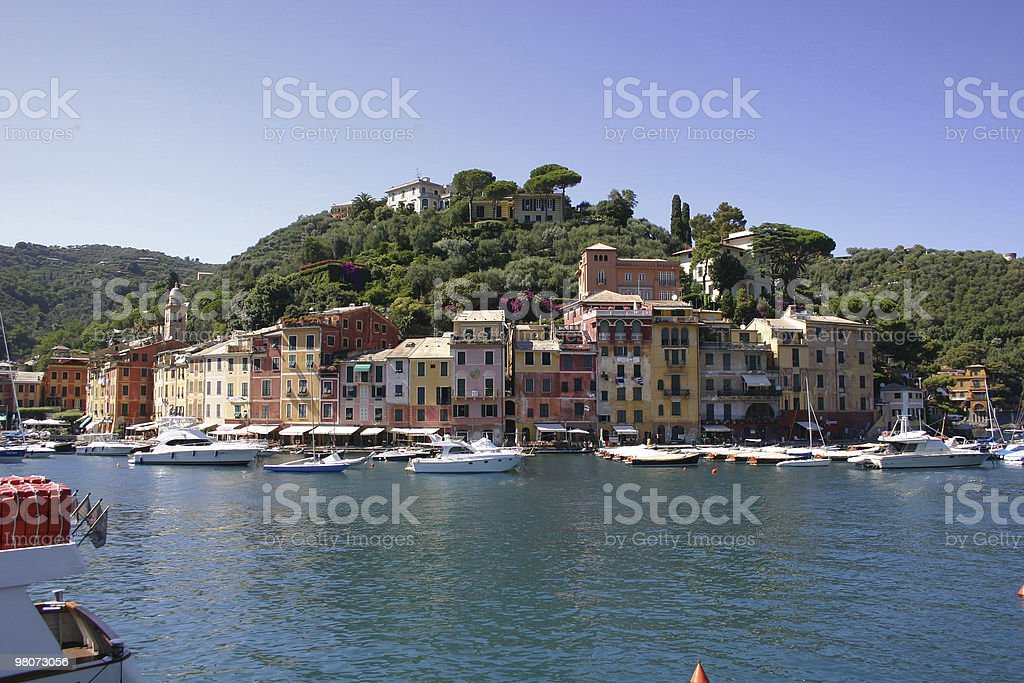 Portofino, Italy royalty-free stock photo