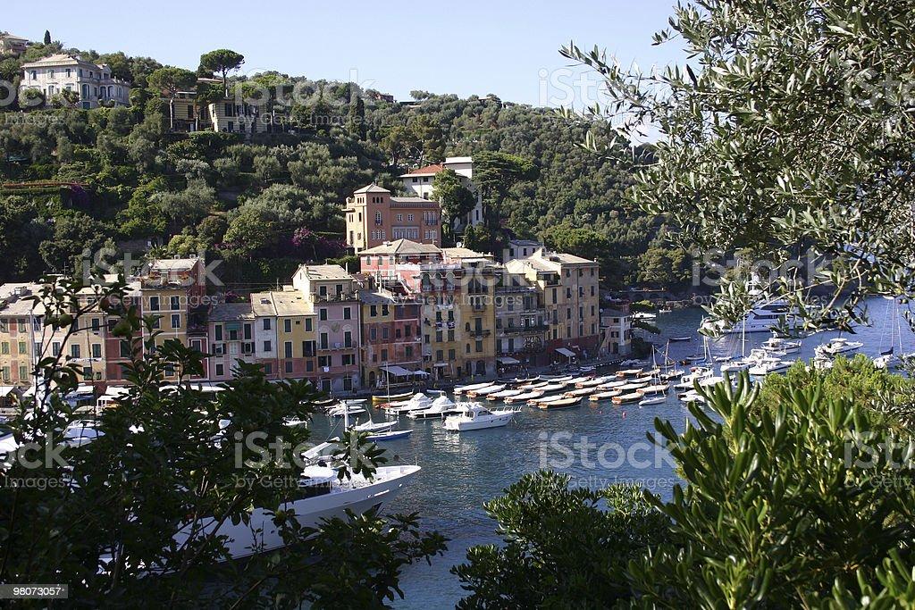 Portofino, Italy royalty-free stock photo