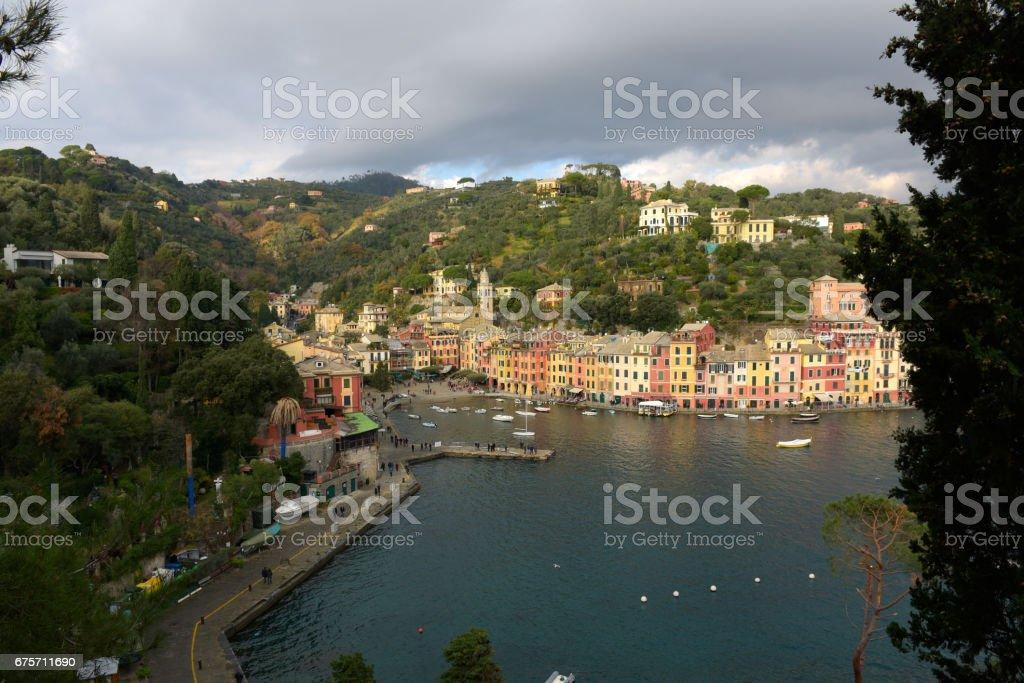 Portofino 免版稅 stock photo
