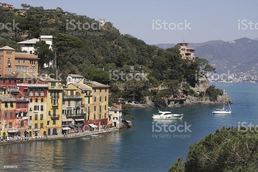 Portofino. stock photo