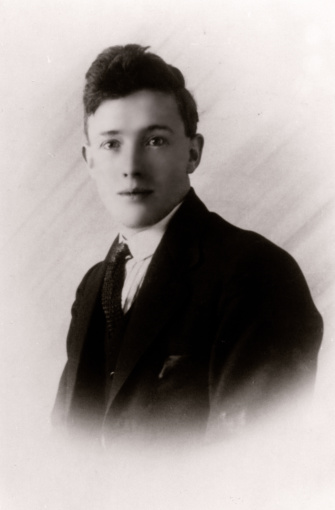 Portrait 1920s Stock Photo - Download Image Now