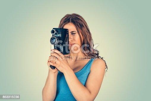 37e68e1f4a4b istock Portrait closeup beautiful smile latina graduate graduated ...