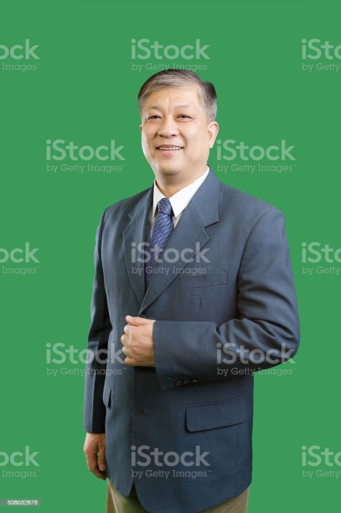Asian man in suit #15