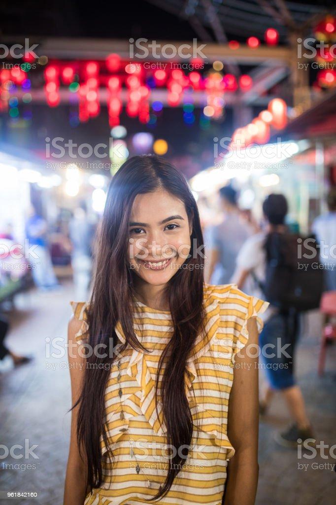 Chindian Girl