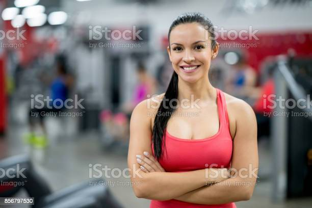 Portrait of a beautiful woman at the gym picture id856797530?b=1&k=6&m=856797530&s=612x612&h=bglmcpw0ab2pjytj68j5vjxenu1is0 y6uoyfwxyy3q=