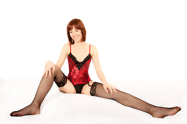 Handcuffed female legs — Stock Photo © kirs-ua #5593318