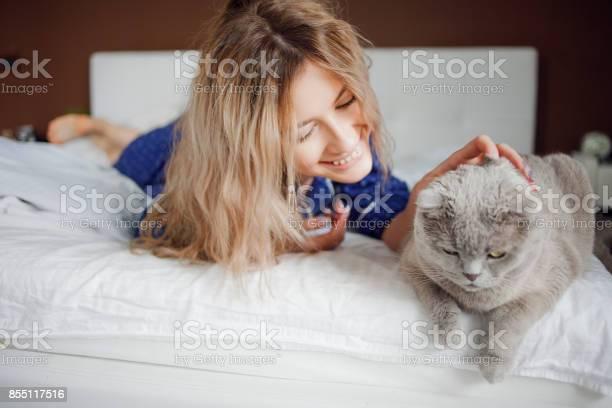 Portrait of a beautiful woman in pajamas at home lying in bed pat the picture id855117516?b=1&k=6&m=855117516&s=612x612&h=29re12fjqd uttyt18jvxcgitecfqcpeav6jufqv7ku=