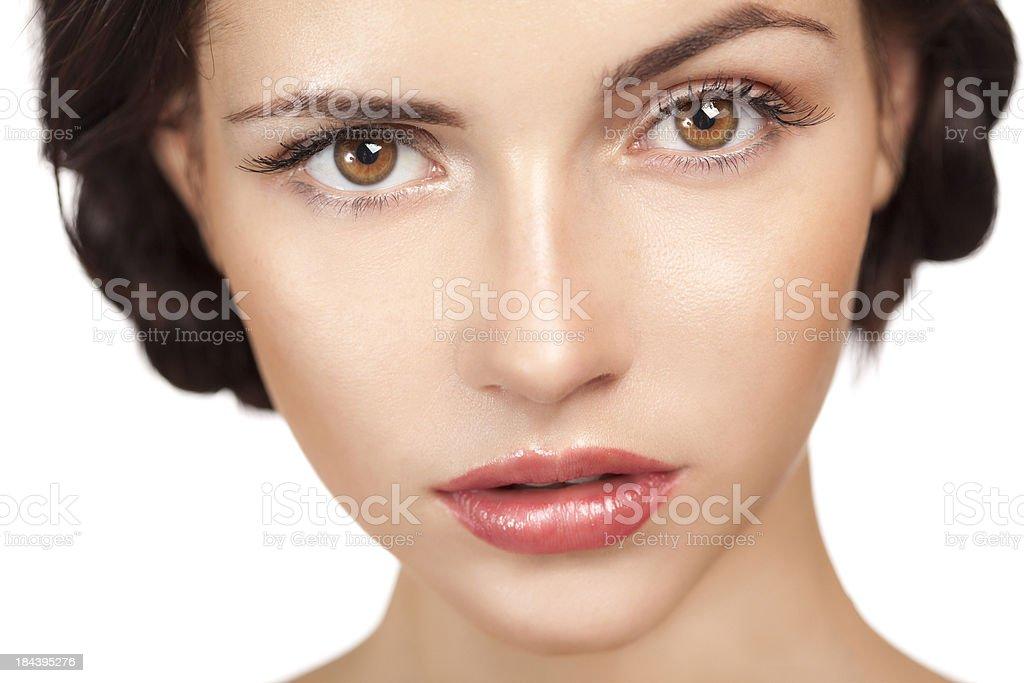 Porträt einer schönen Frau – Foto