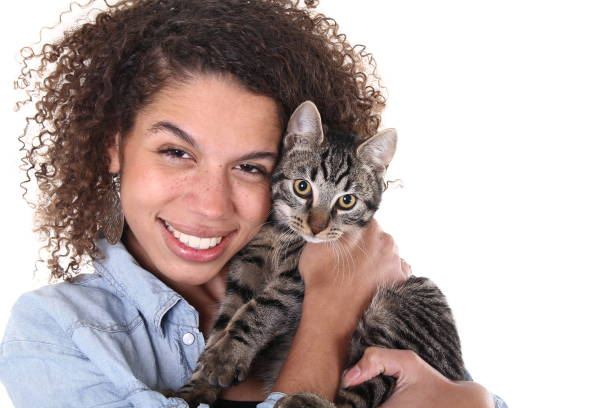 Portrait of a beautiful woman with her cat picture id1081653000?b=1&k=6&m=1081653000&s=612x612&w=0&h=4zwxpcmxg8v6nawedd0qlj8vogr8lus7b do5alktpk=