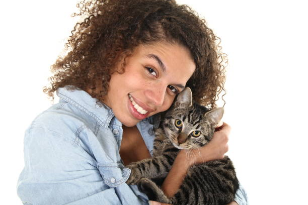 Portrait of a beautiful woman with her cat picture id1081653014?b=1&k=6&m=1081653014&s=612x612&w=0&h=sjmwtbulk fd68zhrqmgi0mztoaky ru09t5kabtalk=