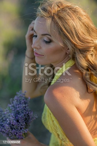 1054970060 istock photo Portrait of a beautiful young woman 1210099458