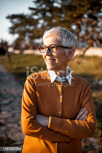1044149594 istock photo Portrait of a business woman. 1151207204
