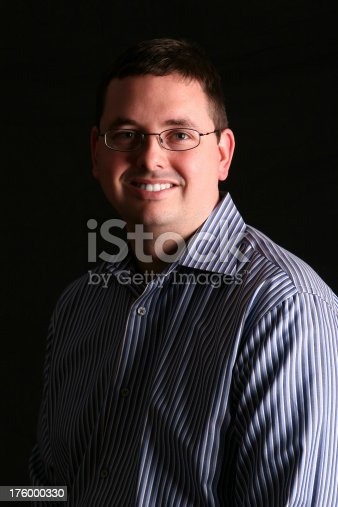 istock Portrait of a businessman. 2 176000330