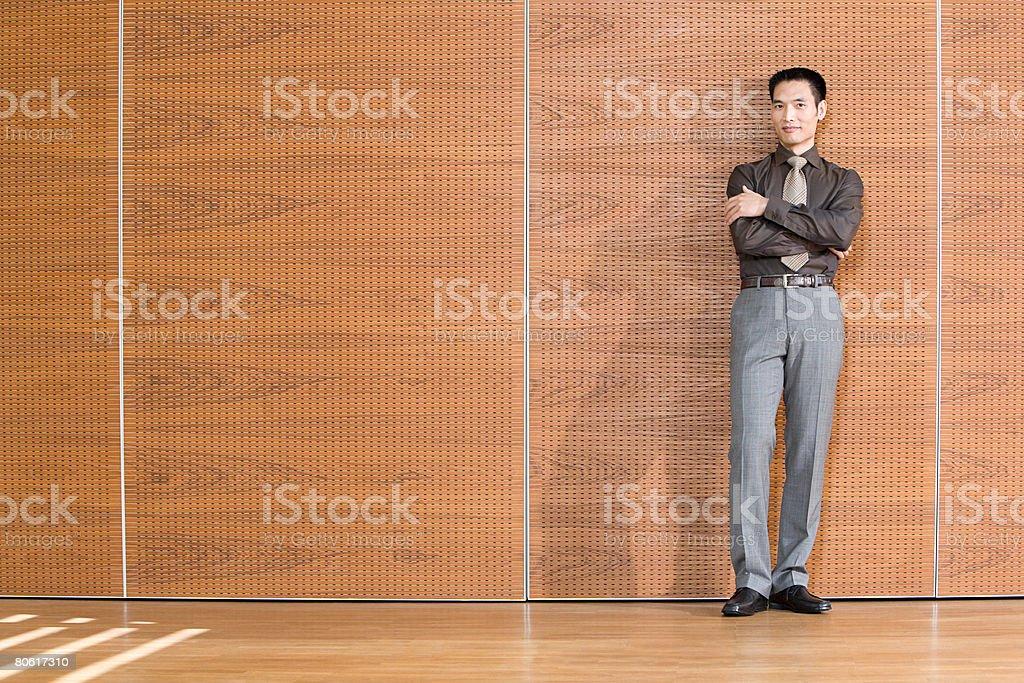 Porträt eines Geschäftsmann Lizenzfreies stock-foto