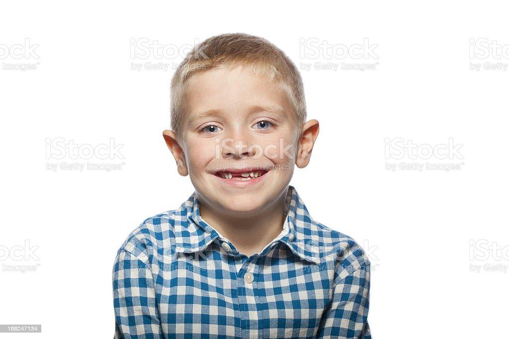 Porträt von einem Kind – Foto