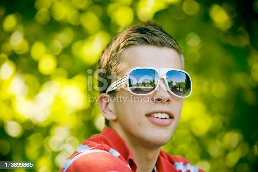492529287istockphoto Portrait of a content young guy 173899865