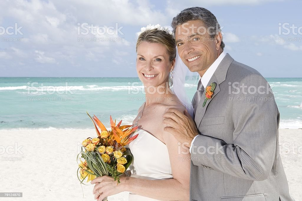 Portrait of a couple 免版稅 stock photo