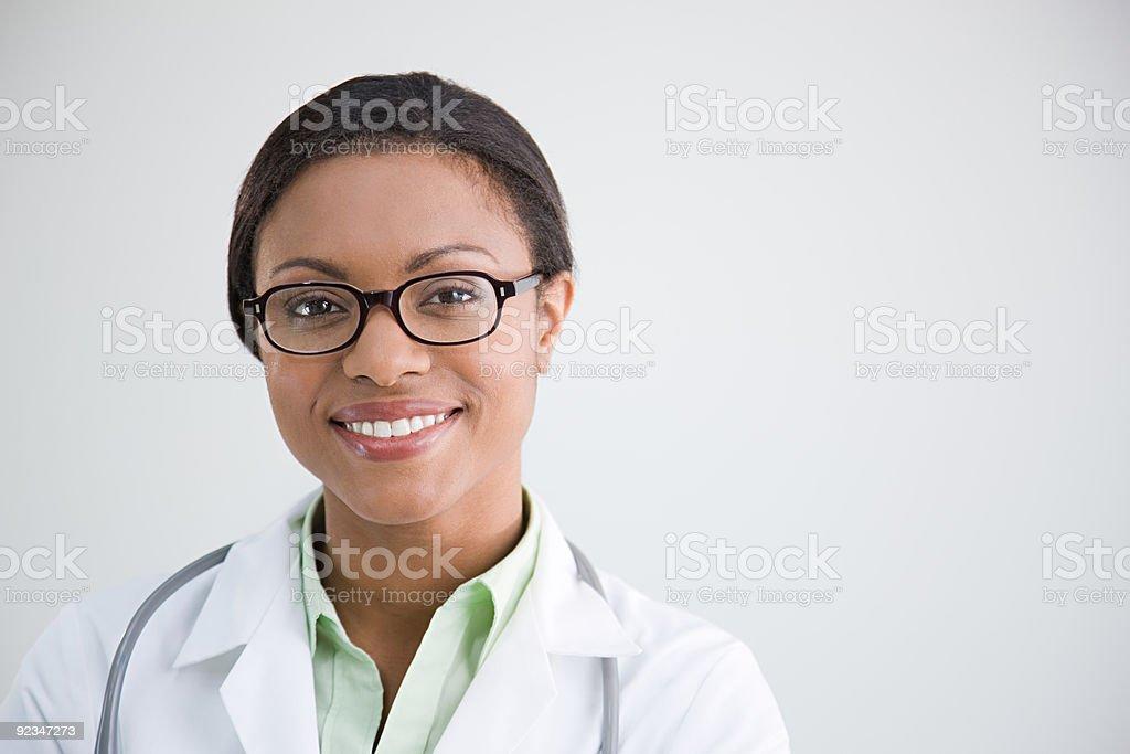 Porträt von einem Arzt – Foto