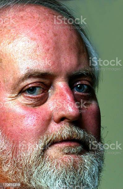Portrait Of A Gi Vet Stock Photo - Download Image Now