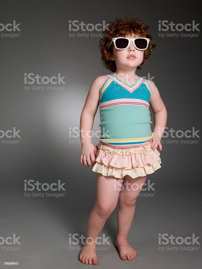 Portrait of a girl 免版稅 stock photo