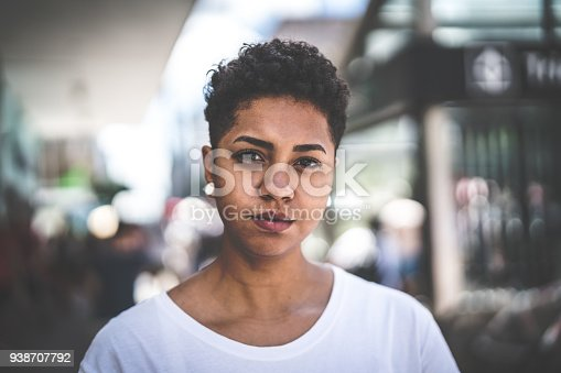 istock Portrait of a Girl 938707792