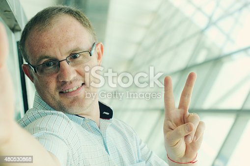 istock portrait of a handsome 35 years old man 480530868